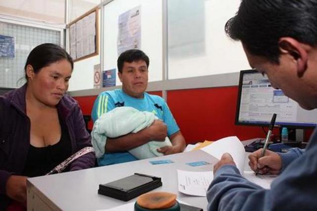 ¡Atención papis!| Ahora se podrán inscribir los nacimientos a domicilio